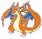 XY Mega Charizard Y Collector's Pin