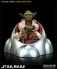 Yoda Jedi Master Sideshow Collectibles Star Wars Deluxe 1:6 Scale Figure