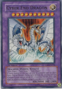 Yu-Gi-Oh! Cybernetic Revolution - Cyber End Dragon
