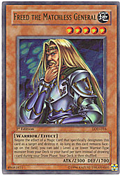 Yu-Gi-Oh! Legacy of Darkness - Freed the Matchless General
