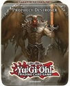 YuGiOh 2012 Collector's Wave 2.5 Prophecy Destroyer Holiday Tin