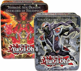 YuGiOh 2012 Holiday Collector's Wave 2: Tin Set