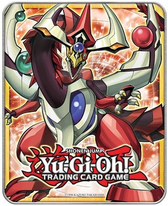 YuGiOh 2015 Mega-Tin Odd-Eyes Pendulum Dragon Tin