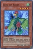 Yugioh 5D's Shining Darkness Single Super Rare Bird of Roses Card