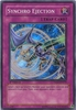 Yugioh 5D's Shining Darkness Single Super Rare Synchro Ejection
