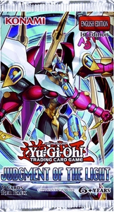 YuGiOh Judgment Of The Light Booster Pack