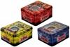 YuGiOh Series 2 Tins Set of 3:Rainbow Dragon, Volcanic Doomfire & Elemental Hero Plasma Viceman