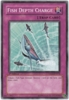 Yugioh! The Duelist Genesis - Fish Depth Charge