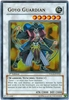Yugioh! The Duelist Genesis -  Goyo Guardian Ultra Rare (Holofoil)