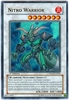 Yugioh! The Duelist Genesis - Nitro Warrior Ultra Rare (Holofoil)