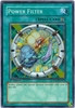 Yugioh! The Duelist Genesis -  Power Filter Super Rare (Holofoil)