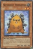 Yugioh! The Duelist Genesis - Quillbolt Hedgehog