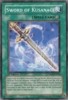 Yugioh! The Duelist Genesis - Sword of Kusanagi