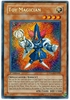 Yugioh! The Duelist Genesis -  Toy Magician Secret Rare (Holofoil)
