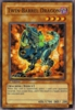 Yugioh! The Duelist Genesis - Twin-Barrel Dragon Super Rare (Holofoil)