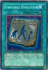 Yugioh! The Duelist Genesis -  Unstable Evolution Super Rare (Holofoil)