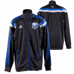 Montreal Impact adidas Anthem Jacket - Black