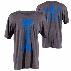 Montreal Impact adidas Big Time Short Sleeve Tee - Charcoal