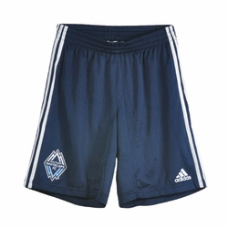 Vancouver Whitecaps FC adidas Training Short - Navy