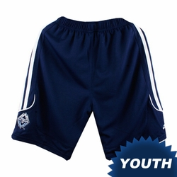 Vancouver Whitecaps FC adidas Youth Training Short - Blue