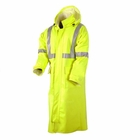 NSA Arc H20 Yellow PU Coated 48 in. Trench Coat