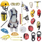 Tower Climbing Rescue Positioning Climbing Kit