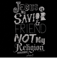 Savior And Friend Junior Christian Shirt