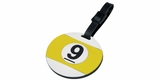 9 Ball Luggage ID Tag