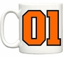 01 dukes Coffee Mug