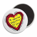 "A Special Valentine For You  2.25"" Magnet"