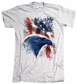 American Icon Flag American Apparel T-Shirt