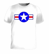 Army Air Force Star Logo T-Shirt