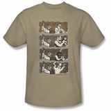Axe Cop Axe Cop Team Up T-Shirt
