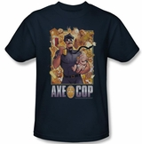 Axe Cop Collection Cover T-Shirt