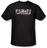Axe Cop First Logo T-Shirt