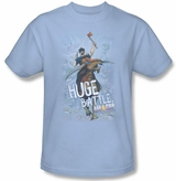 Axe Cop Huge Battle T-Shirt
