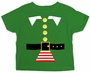 Baby Elf Costume Infant Toddler T-Shirt