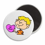 "Be Mine Boy Cartoon Valentine's 2.25"" Magnet"