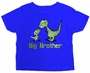 Big Brother Dinosaur Infant Toddler T-Shirt