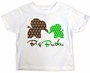 Big Brother Elephant Infant Toddler T-Shirt