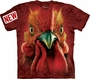 Big Cock Head Bird The Mountain Adult T-Shirt