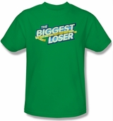 Biggest Loser New Logo Green T-Shirt
