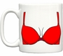 Bra Boobs Boobies Funny Coffee Mug