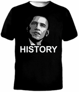 Brarack Obama History T-Shirt