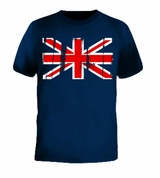 British Vintage Flag Tee T-Shirt