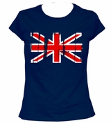 British Vintage Flag Women's T-Shirt