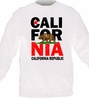 Cali California Republic Crewneck Sweater