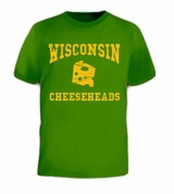 Cheesehead Football Tee T-Shirt