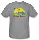 Curious George Sunny Friends T-Shirt