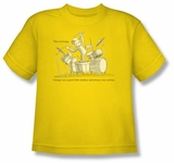 Curious George This Is George Youth T-Shirt